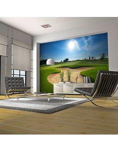Papier Peint Terrain De Golf  Sport Artgeist