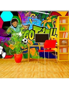 Papier Peint Football Cup  Sport Artgeist