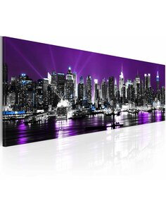 Tableau Panoramique - Lost in NYC New York Artgeist