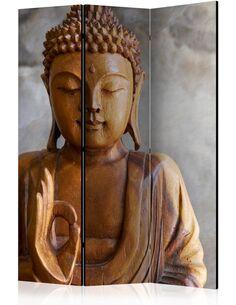 Paravent 3 volets Buddha  Paravents 3 volets Artgeist
