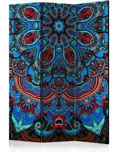 Paravent 3 volets Blue Fantasy  Paravents 3 volets Artgeist